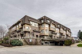 "Main Photo: 103 2110 ROWLAND Street in Port Coquitlam: Central Pt Coquitlam Condo for sale in ""AVIVA"" : MLS®# R2432281"
