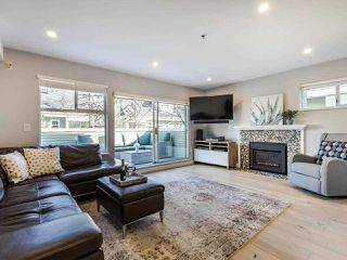 Photo 1: 17 4163 SOPHIA Street in Vancouver: Main Townhouse for sale (Vancouver East)  : MLS®# R2436690