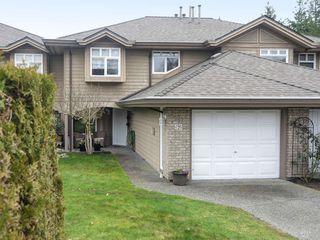 "Photo 1: 52 11737 236 Street in Maple Ridge: Cottonwood MR Townhouse for sale in ""MAPLE WOOD CREEK"" : MLS®# R2439529"