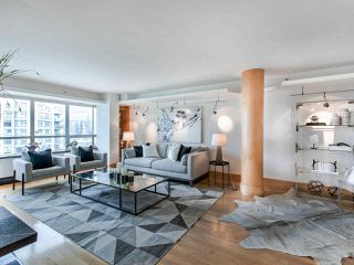 """Photo 3: 1003 1438 W 7TH Avenue in Vancouver: Fairview VW Condo for sale in """"DIAMOND ROBINSON"""" (Vancouver West)  : MLS®# R2445837"""