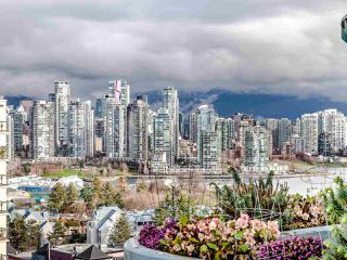 "Photo 2: 1003 1438 W 7TH Avenue in Vancouver: Fairview VW Condo for sale in ""DIAMOND ROBINSON"" (Vancouver West)  : MLS®# R2445837"