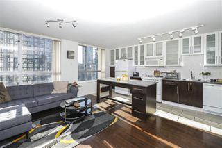 Photo 1: 1206 1225 RICHARDS STREET in Vancouver: Downtown VW Condo for sale (Vancouver West)  : MLS®# R2445592
