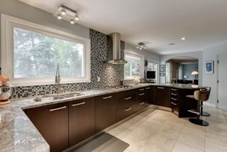 Photo 5: 55 QUESNELL Crescent in Edmonton: Zone 22 House for sale : MLS®# E4198107
