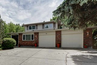 Photo 1: 55 QUESNELL Crescent in Edmonton: Zone 22 House for sale : MLS®# E4198107