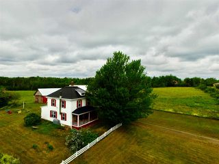 Photo 1: 1023 Meadowville Station Road in Meadowville: 108-Rural Pictou County Residential for sale (Northern Region)  : MLS®# 202011771