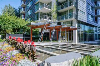 "Photo 2: 502 5728 BERTON Avenue in Vancouver: University VW Condo for sale in ""Academy"" (Vancouver West)  : MLS®# R2492899"