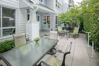 "Photo 3: 126 12639 NO. 2 Road in Richmond: Steveston South Townhouse for sale in ""Nautica South"" : MLS®# R2496141"