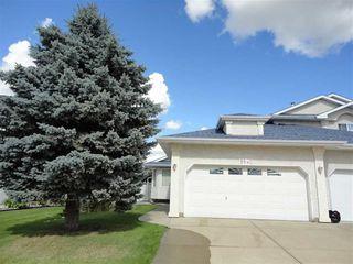 Photo 1: 9940 178 Avenue in Edmonton: Zone 27 House Half Duplex for sale : MLS®# E4214850