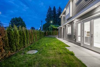 Photo 32: 7699 ULSTER Street in Burnaby: Burnaby Lake 1/2 Duplex for sale (Burnaby South)  : MLS®# R2509034