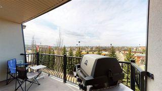 Photo 26: 405 1406 HODGSON Way in Edmonton: Zone 14 Condo for sale : MLS®# E4219584
