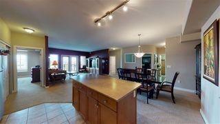 Photo 7: 405 1406 HODGSON Way in Edmonton: Zone 14 Condo for sale : MLS®# E4219584