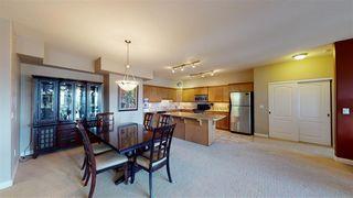 Photo 4: 405 1406 HODGSON Way in Edmonton: Zone 14 Condo for sale : MLS®# E4219584