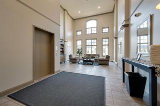 Photo 27: 405 1406 HODGSON Way in Edmonton: Zone 14 Condo for sale : MLS®# E4219584