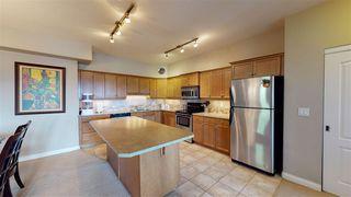 Photo 3: 405 1406 HODGSON Way in Edmonton: Zone 14 Condo for sale : MLS®# E4219584
