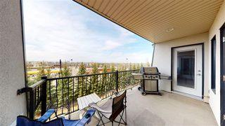 Photo 25: 405 1406 HODGSON Way in Edmonton: Zone 14 Condo for sale : MLS®# E4219584
