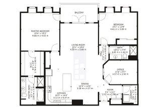 Photo 38: 405 1406 HODGSON Way in Edmonton: Zone 14 Condo for sale : MLS®# E4219584