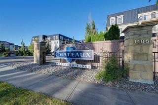 Photo 1: 405 1406 HODGSON Way in Edmonton: Zone 14 Condo for sale : MLS®# E4219584