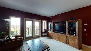 Photo 8: 405 1406 HODGSON Way in Edmonton: Zone 14 Condo for sale : MLS®# E4219584
