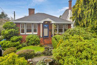 Photo 1: 2841 Dewdney Ave in : OB Estevan House for sale (Oak Bay)  : MLS®# 861557
