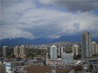 "Photo 10: 2301 6521 BONSOR Avenue in Burnaby: Metrotown Condo for sale in ""SYMPHONY 1"" (Burnaby South)  : MLS®# V885133"