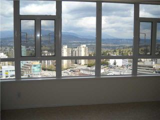 "Photo 4: 2301 6521 BONSOR Avenue in Burnaby: Metrotown Condo for sale in ""SYMPHONY 1"" (Burnaby South)  : MLS®# V885133"