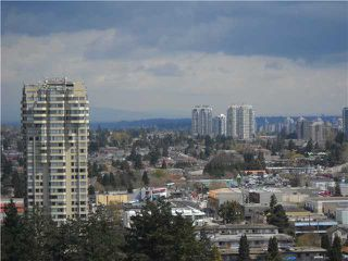 "Photo 8: 2301 6521 BONSOR Avenue in Burnaby: Metrotown Condo for sale in ""SYMPHONY 1"" (Burnaby South)  : MLS®# V885133"