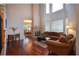 "Photo 2: 317 PARKSIDE Drive in Port Moody: Heritage Mountain House for sale in ""EAGLE VIEW"" : MLS®# V920245"