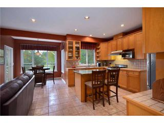 "Photo 5: 317 PARKSIDE Drive in Port Moody: Heritage Mountain House for sale in ""EAGLE VIEW"" : MLS®# V920245"