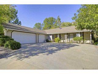 Photo 1: RAMONA House for sale : 4 bedrooms : 24036 Gymkhana Road