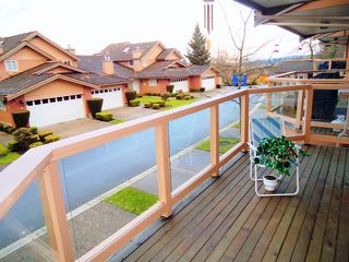 "Photo 10: 4 5201 OAKMOUNT Crescent in Burnaby: Oaklands Townhouse for sale in ""HARTLANDS"" (Burnaby South)  : MLS®# V921209"