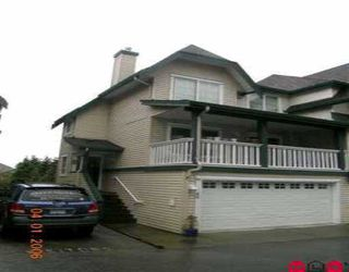 "Photo 1: 40 15355 26TH AV in White Rock: King George Corridor Townhouse for sale in ""SOUTH WIND"" (South Surrey White Rock)  : MLS®# F2607122"