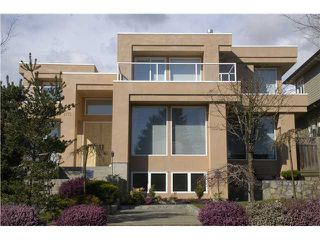 Photo 1: 2175 KINGS AVE in West Vancouver: Dundarave House for sale : MLS®# V888859