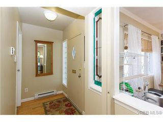Photo 3: 2238 Edgelow St in VICTORIA: SE Arbutus Half Duplex for sale (Saanich East)  : MLS®# 658376