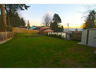 "Photo 18: 1963 CAPE HORN Avenue in Coquitlam: Cape Horn House for sale in ""CAPE HORN"" : MLS®# V1042582"