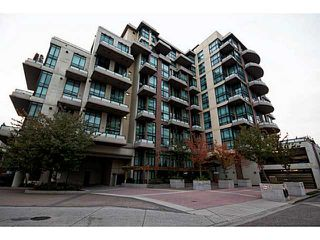 "Photo 1: 314 10 RENAISSANCE Square in New Westminster: Quay Condo for sale in ""Murano Lofts"" : MLS®# V1054623"