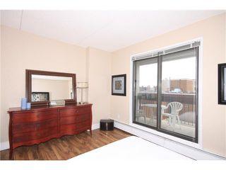 Photo 14: 708 735 12 Avenue SW in Calgary: Connaught Condo for sale : MLS®# C3637632