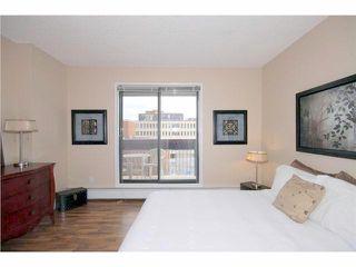 Photo 15: 708 735 12 Avenue SW in Calgary: Connaught Condo for sale : MLS®# C3637632