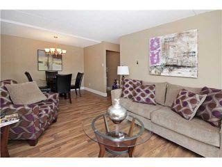 Photo 4: 708 735 12 Avenue SW in Calgary: Connaught Condo for sale : MLS®# C3637632