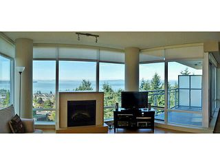 "Photo 1: 1101 15152 RUSSELL Avenue: White Rock Condo for sale in ""MIRAMAR TOWER A"" (South Surrey White Rock)  : MLS®# F1424101"