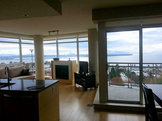 "Photo 7: 1101 15152 RUSSELL Avenue: White Rock Condo for sale in ""MIRAMAR TOWER A"" (South Surrey White Rock)  : MLS®# F1424101"