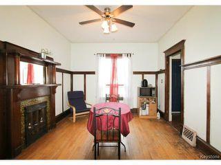 Photo 8: 757 Ashburn Street in WINNIPEG: West End / Wolseley Residential for sale (West Winnipeg)  : MLS®# 1504084