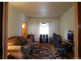 Photo 5: 757 Ashburn Street in WINNIPEG: West End / Wolseley Residential for sale (West Winnipeg)  : MLS®# 1504084
