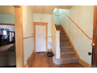 Photo 12: 757 Ashburn Street in WINNIPEG: West End / Wolseley Residential for sale (West Winnipeg)  : MLS®# 1504084