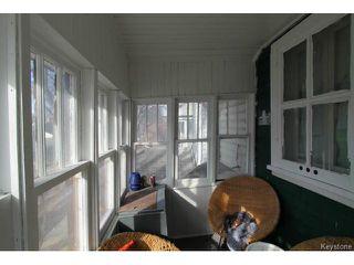 Photo 4: 757 Ashburn Street in WINNIPEG: West End / Wolseley Residential for sale (West Winnipeg)  : MLS®# 1504084
