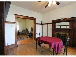 Photo 9: 757 Ashburn Street in WINNIPEG: West End / Wolseley Residential for sale (West Winnipeg)  : MLS®# 1504084