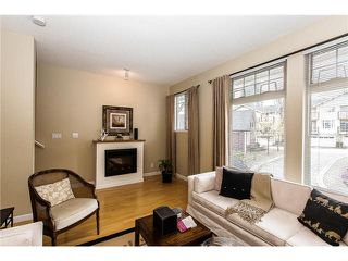 """Photo 5: 28 245 FRANCIS Way in New Westminster: Fraserview NW Townhouse for sale in """"GLENBROOK AT VICTORIA HILL"""" : MLS®# V1114087"""