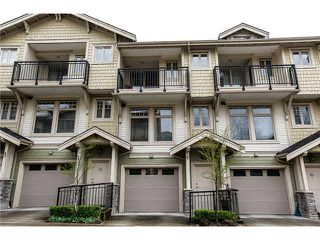 "Photo 20: 28 245 FRANCIS Way in New Westminster: Fraserview NW Townhouse for sale in ""GLENBROOK AT VICTORIA HILL"" : MLS®# V1114087"