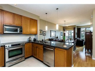 """Photo 3: 28 245 FRANCIS Way in New Westminster: Fraserview NW Townhouse for sale in """"GLENBROOK AT VICTORIA HILL"""" : MLS®# V1114087"""