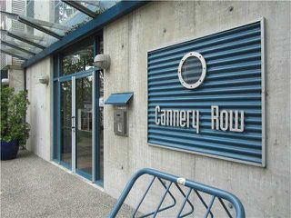 "Photo 1: 314 2001 WALL Street in Vancouver: Hastings Condo for sale in ""CANNERY ROW"" (Vancouver East)  : MLS®# V1125399"