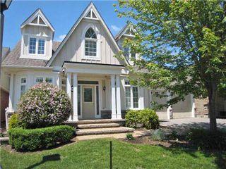 Photo 1: 10 Harper Hill Road in Markham: Angus Glen House (Bungaloft) for lease : MLS®# N3224637